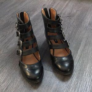 Zigi Soho bootie/sandals